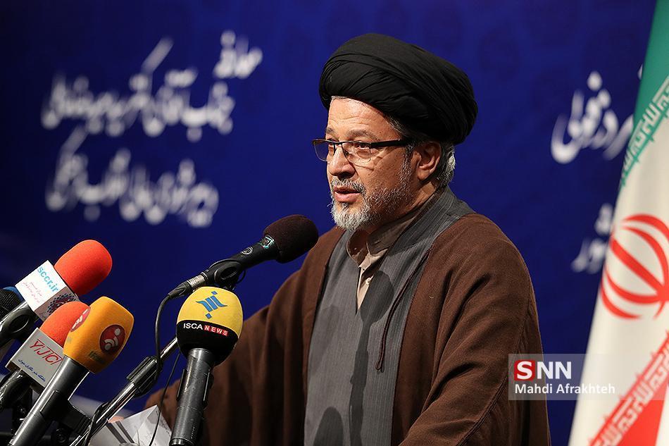 دبیر شورای عالی انقلاب فرهنگی درگذشت سید محمد کاظم نائینی را تسلیت گفت